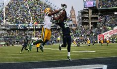 The 9 biggest moments from the Seahawks' comeback win over the Packers in the NFC Championship Game.