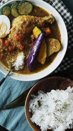 Some Recipe, Chana Masala, Japanese Food, Food Photo, Food Styling, French Toast, Chicken Recipes, Curry, Soup