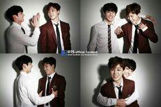 BTS Jimin & Jungkook #BTSCHIMCHIMDAY