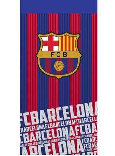 Toalla Playa FC Barcelona FCB Fc Barcelona, Football Equipment