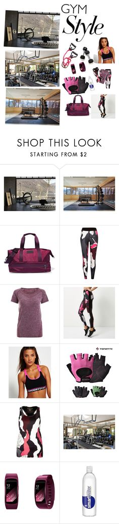 """""""Gym time!"""" by ccm-couture ❤ liked on Polyvore featuring adidas, River Island, Superdry, Samsung, gymtime, physical and gymstyle"""