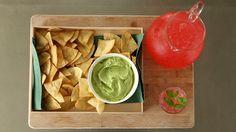 Creamy Avocado Dip Videos   Food How to's and ideas   Martha Stewart