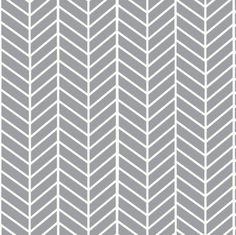 Dark Grey Arrow Feather pattern fabric by inspirationz on Spoonflower - custom fabric