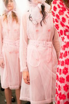 Simone Rocha Spring 2015 RTW - Backstage — Vogue