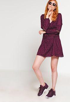 Roxy CALI - Sukienka letnia - italian plum - Zalando.pl