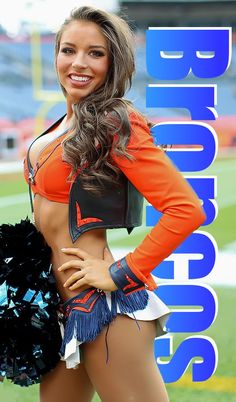 National Hm-hmm League - National Hm-hmm League [Denver Broncos cheerleader] Football was never meant to be perfect. Or fair. The game is a battle of wills and brute force. It was meant to be played. And it was meant to hurt. Denver Bronco Cheerleaders, Broncos Cheerleaders, Hottest Nfl Cheerleaders, Denver Broncos Football, Cincinnati Bengals, Pittsburgh Steelers, Dallas Cowboys, College Cheerleading, Cheerleading Pictures