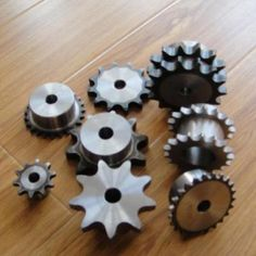 Description of the main heat treatment methods for sprocket during production General Steel, Cast Steel, Low Carbon, Maine, Product Description