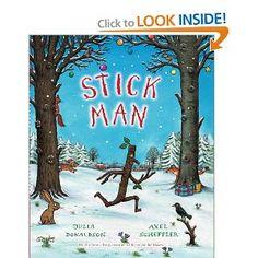 """""""Stick Man"""" by Julia Donaldson"""