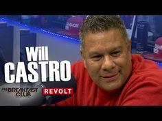 Will Castro Breakfast Club Interview Power 105.1