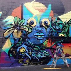 Berst1 in New Zealand - @getupfest