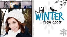 Here is a winter outfit idea and also some winter decor ideas for your room! Hope you like it!
