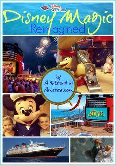 New Disney Magic Cruise: Reimagined Family Fun - A Parent in America Disney Magic Cruise Ship, Disney Fantasy Cruise, Disney Cruise Tips, Cruise Travel, Cruise Vacation, Disney Vacations, Disney Trips, Disney Travel, Disney Nerd