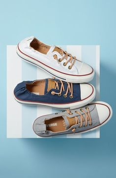 Converse Chuck Taylor® All Star® 'Peached - Shoreline' Low Top Slip-On Sneaker (Women)