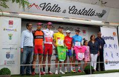Volta a Castelló: Óscar Hernández remata la escapada en la 1ª etapa de la Volta a Castelló