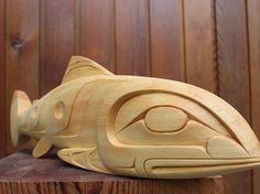 Ahtsik - Rattles - Erich Glendale - Yellow Cedar Salmon