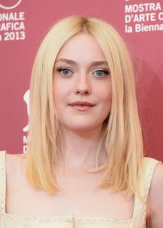 VENICE, ITALY - AUGUST 31: Actress Dakota Fanning attends 'Night Moves' Photocall during the 70th Venice International Film Festival at the Palazzo del Casino on August 31, 2013 in Venice, Italy. (Photo by Pascal Le Segretain/Getty Images)