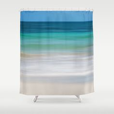 SEA+ESCAPE+Shower+Curtain+by+Catspaws+-+$68.00