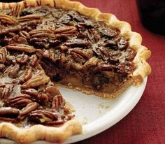 Bourbon and Orange Pecan Pie | This foolproof winner works equally with a store-bought piecrust or a homemade one, if you're feeling more ambitious.
