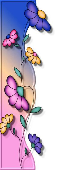 good background technique for quilling pieces.layer paper with pretty edge onto solid color base ! Diy And Crafts, Paper Crafts, Motif Floral, Fabric Painting, Clipart, Rock Art, Doodle Art, Painted Rocks, Flower Art