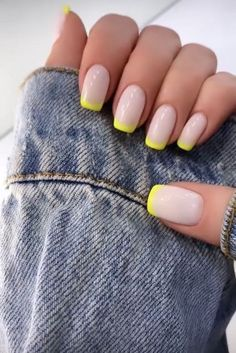 51 Amazing Spring Nail Art Designs Ideas To Try In 2020 amazingspringnail sprignail nailart naildesign nailideas Spring Nail Art, Summer Acrylic Nails, Best Acrylic Nails, Acrylic Nail Designs, Spring Nails, Summer Nails, Acrylic Art, Nails Yellow, Neon Nails
