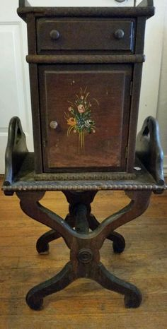 Antique Iron Ashtray Stand Marked Verona For Sale At More