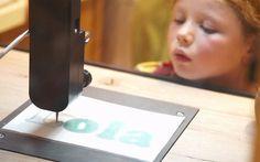 Katjes Fassin to offer UK 3D confectionery printing concept