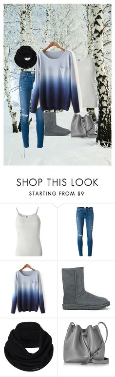 """winter collection"" by missbee04 ❤ liked on Polyvore featuring B. Ella, Frame, UGG Australia, prAna and Lancaster"