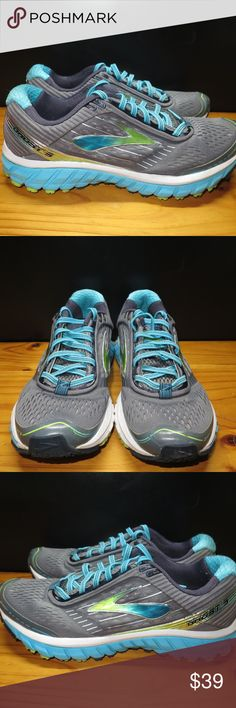 the latest 3ab08 c8ea7 Brooks Ghost 9 Women s Running Shoes Size 8 Brooks Ghost 9 Women s Running  Shoes Size 8