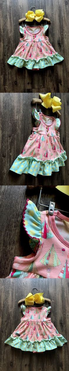 One-Pieces 57847: Adorable Matilda Jane Baby Girl S Teepee (Tipi) Bubble Romper Dress 3-6 Months -> BUY IT NOW ONLY: $34.99 on eBay!
