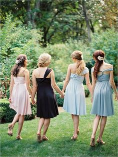 Bridesmaids, Hairstyle