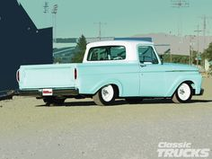 1963 Ford Unibody Truck