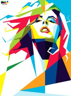 Forget Her Name WPAP by Edho by edhoartwork on DeviantArt