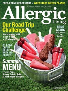 Allergic Living Summer 2016 Issue