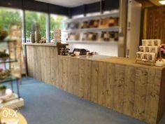Lada/bar z drewna, horeca, sklep , kwiaciarnia Gdańsk - image 1