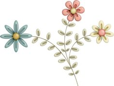 flowers, tube, flowers, png