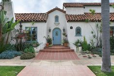 Spanish Revival Master Bath - mediterranean - Exterior - San Diego - Jackson Design & Remodeling