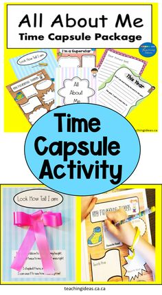 Create a keepsake with your children that you can hang onto for years. Various sheets and activities to create documenting all about your child. Perfect for any time of year. #backtoschool #allaboutmepreschooltheme #allaboutme #allaboutmeactivity Printable Activities For Kids, Hands On Activities, Learning Activities, Kids Learning, All About Me Preschool Theme, First Day Of School Activities, Homeschool Curriculum, Homeschooling, Charts For Kids