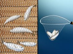 How to Make a Handmade Fishing Net: loop and casting nets