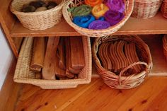 Link to a blog by a woman who focuses on teaching children reverence for the natural environment through use of more natural toys & creative games to utilize them.