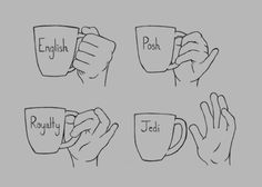 Jedi is truly the best way to drink my tea