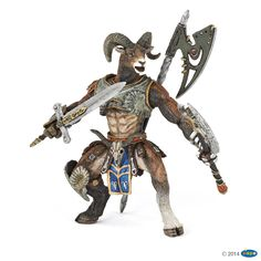 Figurine Ram mutant - Figurines FANTASY WORLD