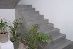 Ideal for refurbishing steps 2 Micro Cement, Floor Finishes, Design