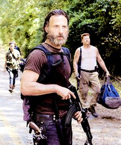 "S5 E10  ""Them""  On the road again after loosing Beth E8 & Tyreese E9"