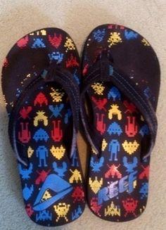 Kaufe meinen Artikel bei #Mamikreisel http://www.mamikreisel.de/kleidung-fur-jungs/sandalen/19818941-flip-flops-von-reef-33-zehentrenner-latschen-sandalen