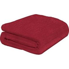 Buy ColourMatch Supersoft Throw - 170x130cm - Poppy Red at Argos.co.uk, visit Argos.co.uk to shop online for Throws