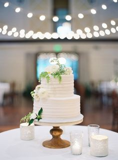 An elegant wedding cake for an elegant couple at Pippin Hill Farm & Vineyards in Charlottesville, Va Wedding Venues, Wedding Day, Virginia Wineries, Elegant Couple, Charlottesville Va, Elegant Wedding Cakes, Florals, Vineyard, Events