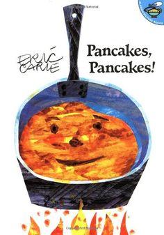 Pancakes, Pancakes book plus activity