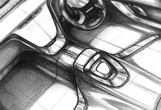 Close up of an interior sketch  By / @caius.marius . #carsketch #cardesigncommunity #디자인#자동차디자인#스케치#자동차스케치#cardesignerscommunity #designer#sketch#sketchbook#design#carcommunity#carsketch#mercedes#concept#ferrari #suv#infinity#nissan#bmw#porsche#bmw#alpine#alfa#alfaromeo#audi##porsche#maserati#bike #chevrolet#jeep#motorcycle#honda#