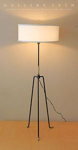 Electronics, Cars, Fashion, Collectibles, Coupons and Iron Table, Modern Floor Lamps, Tripod Lamp, Vintage Lighting, Mid-century Modern, Mid Century, Architecture, Ebay, Furniture