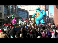 UBS Balloon Parade -Spin Zone - YouTube